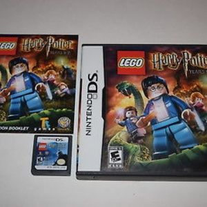 PRICE DROP!! NEW LEGO HARRY POTTER YEARS 5-7 DS